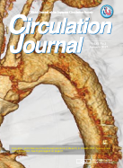 Circulation Journal – Official Journal of the Japanese