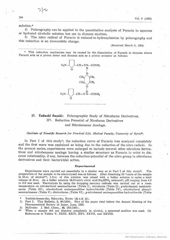 A Polarographic Study of Azobenzene1 - ResearchGate